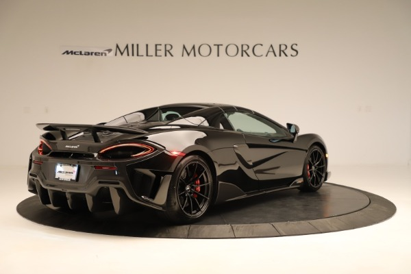 Used 2020 McLaren 600LT Spider for sale $249,900 at Alfa Romeo of Westport in Westport CT 06880 13