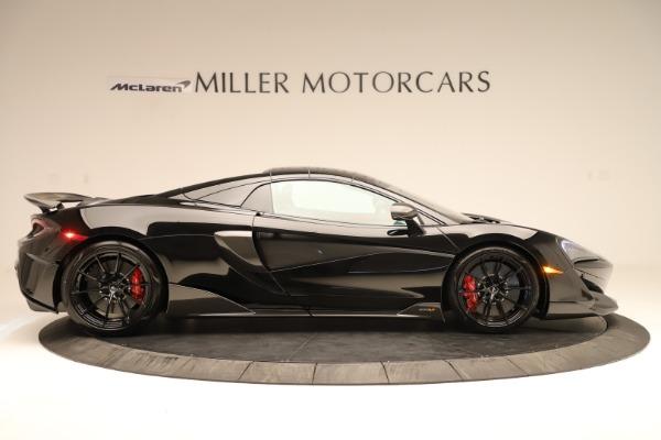 Used 2020 McLaren 600LT Spider for sale $249,900 at Alfa Romeo of Westport in Westport CT 06880 14
