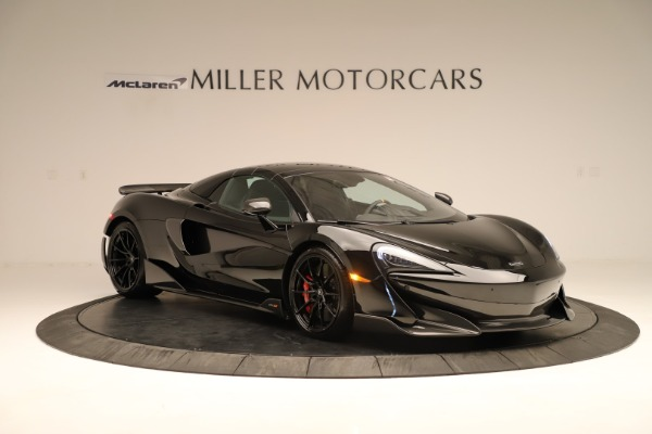 Used 2020 McLaren 600LT Spider for sale $249,900 at Alfa Romeo of Westport in Westport CT 06880 15
