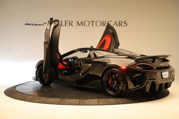 Used 2020 McLaren 600LT Spider for sale $249,900 at Alfa Romeo of Westport in Westport CT 06880 19