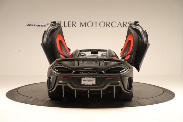 Used 2020 McLaren 600LT Spider for sale $249,900 at Alfa Romeo of Westport in Westport CT 06880 20