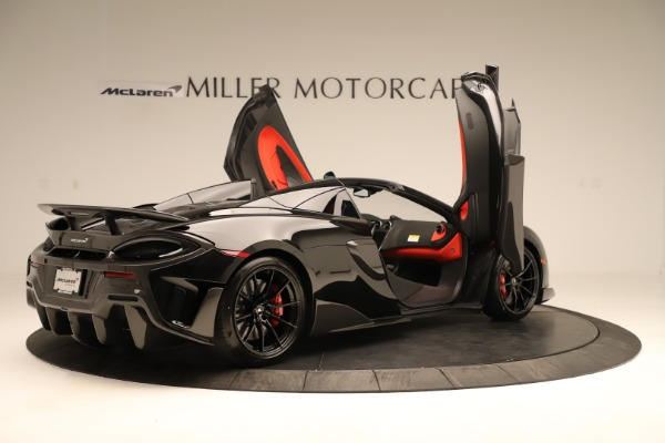 Used 2020 McLaren 600LT Spider for sale $249,900 at Alfa Romeo of Westport in Westport CT 06880 21