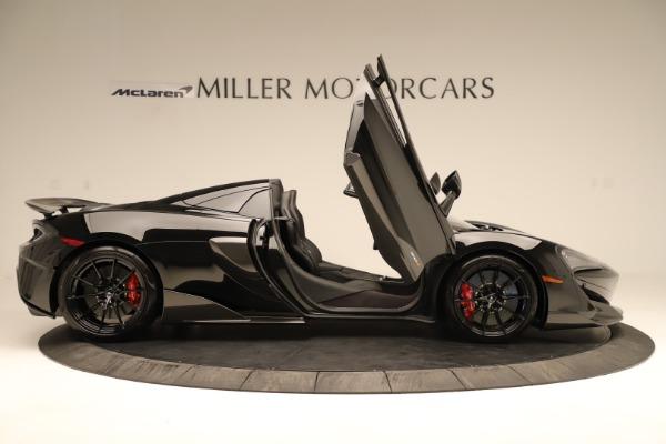 Used 2020 McLaren 600LT Spider for sale $249,900 at Alfa Romeo of Westport in Westport CT 06880 22