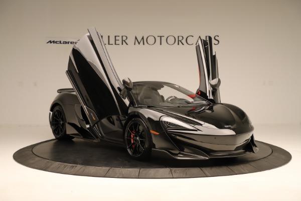 Used 2020 McLaren 600LT Spider for sale $249,900 at Alfa Romeo of Westport in Westport CT 06880 23