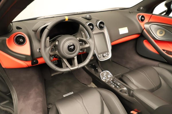 Used 2020 McLaren 600LT Spider for sale $249,900 at Alfa Romeo of Westport in Westport CT 06880 28