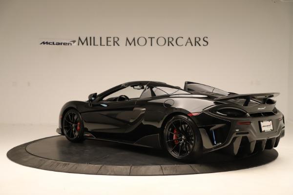 Used 2020 McLaren 600LT Spider for sale $249,900 at Alfa Romeo of Westport in Westport CT 06880 3