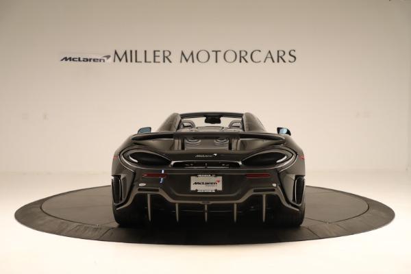 Used 2020 McLaren 600LT Spider for sale $249,900 at Alfa Romeo of Westport in Westport CT 06880 4