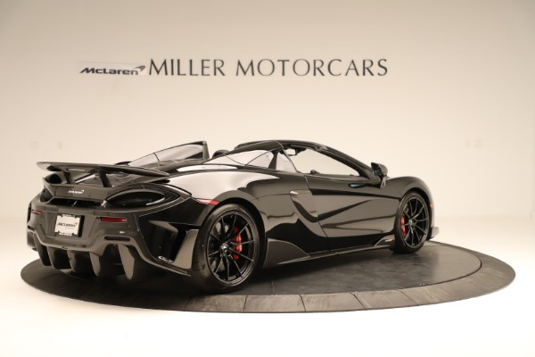 Used 2020 McLaren 600LT Spider for sale $249,900 at Alfa Romeo of Westport in Westport CT 06880 5