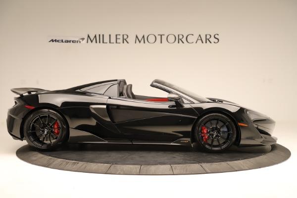 Used 2020 McLaren 600LT Spider for sale $249,900 at Alfa Romeo of Westport in Westport CT 06880 6