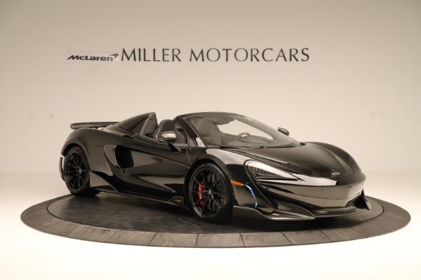 Used 2020 McLaren 600LT Spider for sale $249,900 at Alfa Romeo of Westport in Westport CT 06880 7