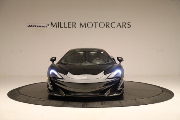 Used 2020 McLaren 600LT Spider for sale $249,900 at Alfa Romeo of Westport in Westport CT 06880 8