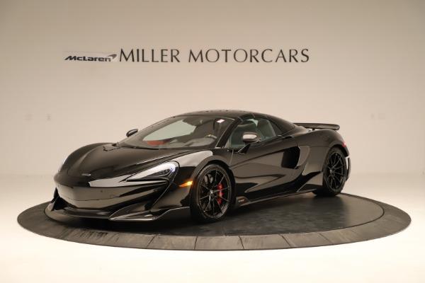 Used 2020 McLaren 600LT Spider for sale $249,900 at Alfa Romeo of Westport in Westport CT 06880 9