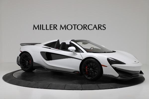 New 2020 McLaren 600LT Convertible for sale Sold at Alfa Romeo of Westport in Westport CT 06880 10