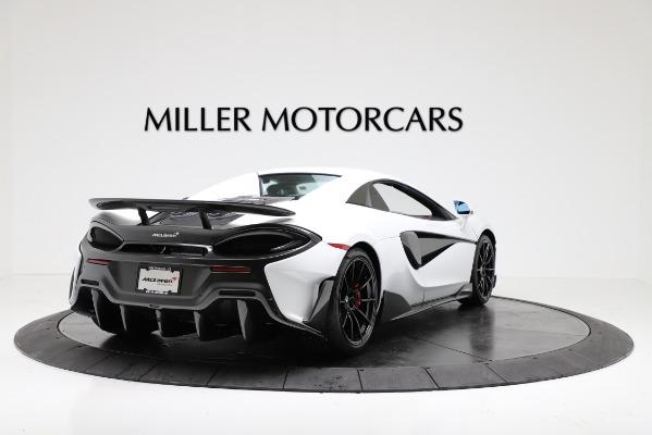 New 2020 McLaren 600LT Convertible for sale Sold at Alfa Romeo of Westport in Westport CT 06880 16