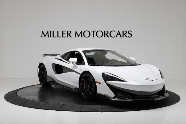 New 2020 McLaren 600LT Convertible for sale Sold at Alfa Romeo of Westport in Westport CT 06880 18