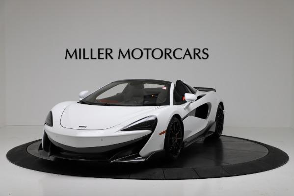 New 2020 McLaren 600LT Convertible for sale Sold at Alfa Romeo of Westport in Westport CT 06880 2