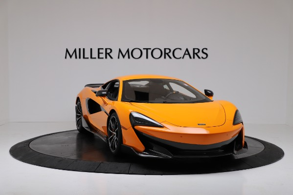 New 2019 McLaren 600LT Coupe for sale $279,310 at Alfa Romeo of Westport in Westport CT 06880 11