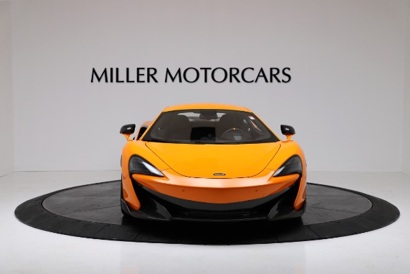 New 2019 McLaren 600LT Coupe for sale $279,310 at Alfa Romeo of Westport in Westport CT 06880 12