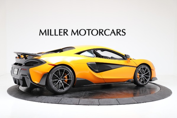 New 2019 McLaren 600LT Coupe for sale $279,310 at Alfa Romeo of Westport in Westport CT 06880 8