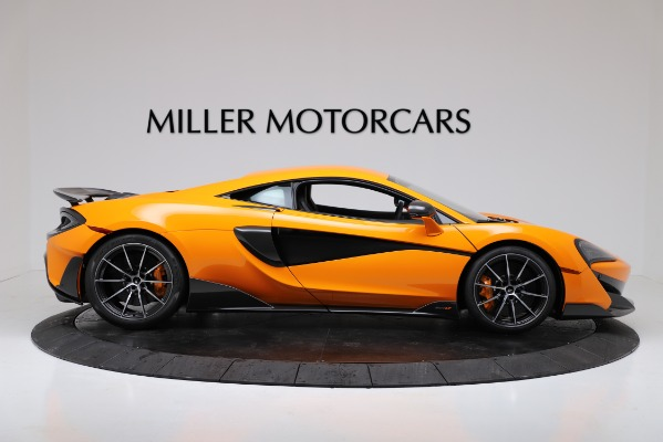 New 2019 McLaren 600LT Coupe for sale $279,310 at Alfa Romeo of Westport in Westport CT 06880 9