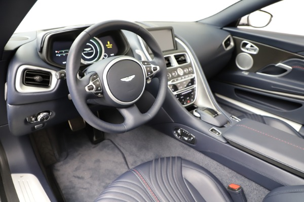 New 2019 Aston Martin DB11 V8 for sale Sold at Alfa Romeo of Westport in Westport CT 06880 20