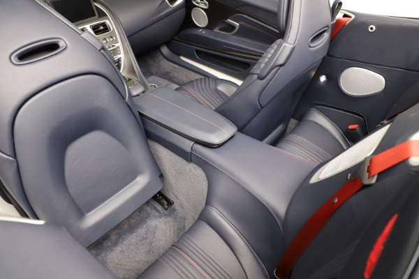 New 2019 Aston Martin DB11 V8 for sale Sold at Alfa Romeo of Westport in Westport CT 06880 24