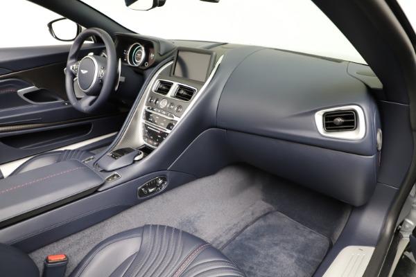 New 2019 Aston Martin DB11 V8 for sale Sold at Alfa Romeo of Westport in Westport CT 06880 25