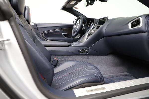 New 2019 Aston Martin DB11 V8 for sale Sold at Alfa Romeo of Westport in Westport CT 06880 26
