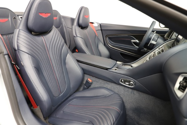 Used 2019 Aston Martin DB11 Volante for sale $209,990 at Alfa Romeo of Westport in Westport CT 06880 27