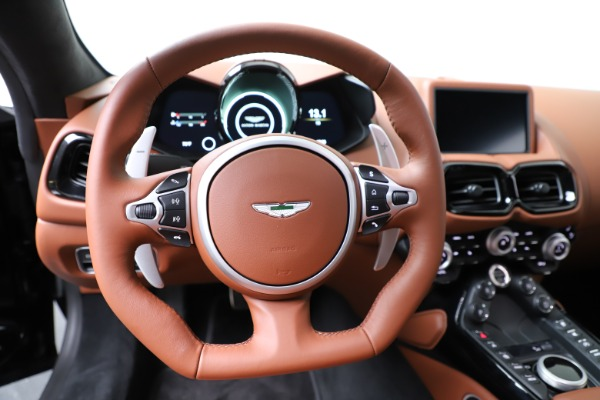 New 2020 Aston Martin Vantage Coupe for sale Sold at Alfa Romeo of Westport in Westport CT 06880 21