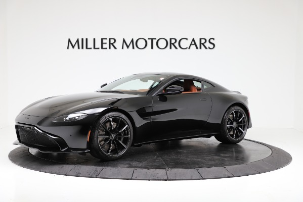 New 2020 Aston Martin Vantage Coupe for sale Sold at Alfa Romeo of Westport in Westport CT 06880 1