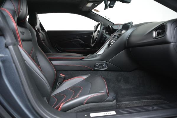 New 2019 Aston Martin DBS Superleggera Coupe for sale $354,221 at Alfa Romeo of Westport in Westport CT 06880 15