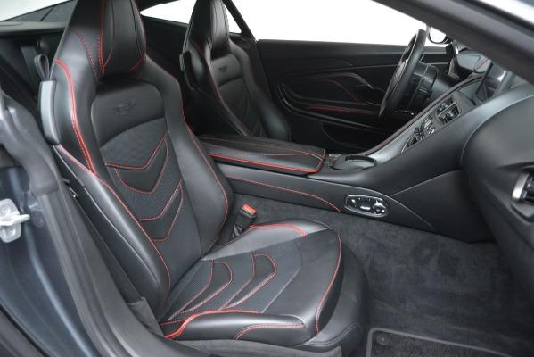 New 2019 Aston Martin DBS Superleggera Coupe for sale $354,221 at Alfa Romeo of Westport in Westport CT 06880 16