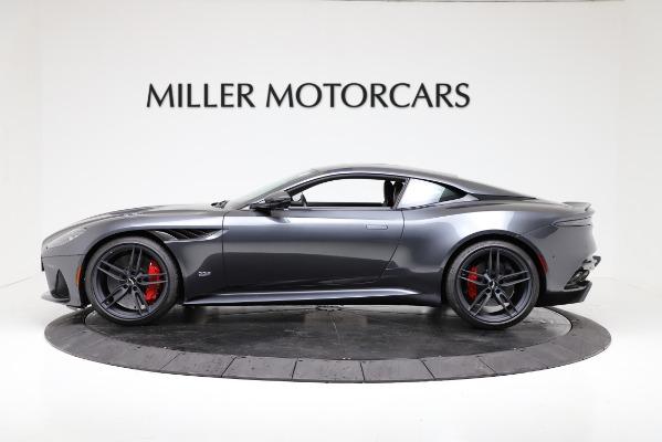 New 2019 Aston Martin DBS Superleggera Coupe for sale $354,221 at Alfa Romeo of Westport in Westport CT 06880 3