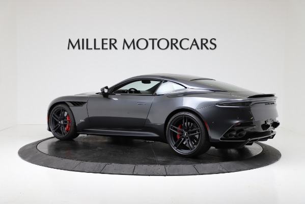 New 2019 Aston Martin DBS Superleggera Coupe for sale $354,221 at Alfa Romeo of Westport in Westport CT 06880 4
