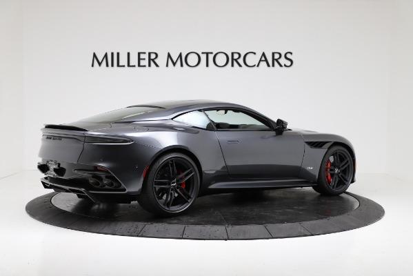 New 2019 Aston Martin DBS Superleggera Coupe for sale $354,221 at Alfa Romeo of Westport in Westport CT 06880 7