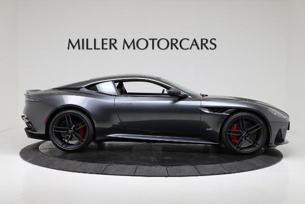 New 2019 Aston Martin DBS Superleggera Coupe for sale $354,221 at Alfa Romeo of Westport in Westport CT 06880 8