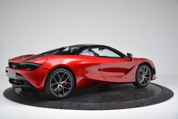 New 2020 McLaren 720S SPIDER Convertible for sale Call for price at Alfa Romeo of Westport in Westport CT 06880 10