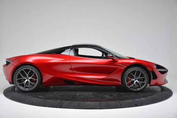 New 2020 McLaren 720S SPIDER Convertible for sale Call for price at Alfa Romeo of Westport in Westport CT 06880 11