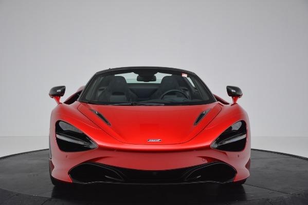 New 2020 McLaren 720S SPIDER Convertible for sale Call for price at Alfa Romeo of Westport in Westport CT 06880 14