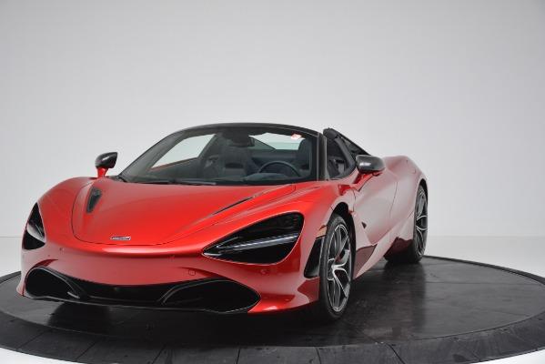 New 2020 McLaren 720S SPIDER Convertible for sale Call for price at Alfa Romeo of Westport in Westport CT 06880 15