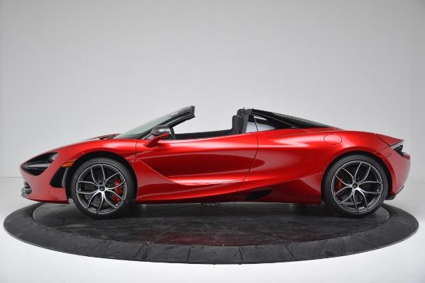 New 2020 McLaren 720S SPIDER Convertible for sale Call for price at Alfa Romeo of Westport in Westport CT 06880 17