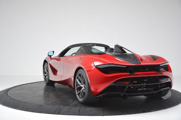 New 2020 McLaren 720S SPIDER Convertible for sale Call for price at Alfa Romeo of Westport in Westport CT 06880 19