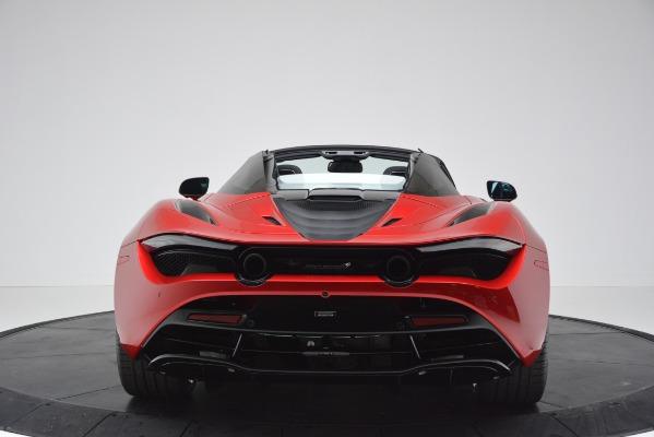 New 2020 McLaren 720S SPIDER Convertible for sale Call for price at Alfa Romeo of Westport in Westport CT 06880 20