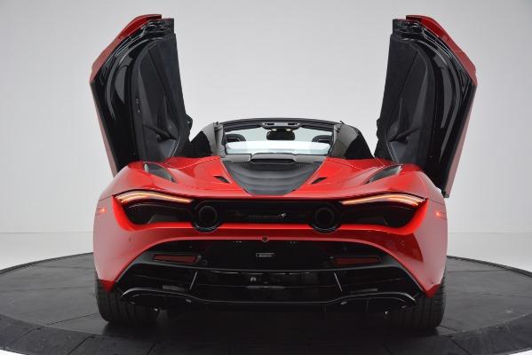 New 2020 McLaren 720S SPIDER Convertible for sale Call for price at Alfa Romeo of Westport in Westport CT 06880 21