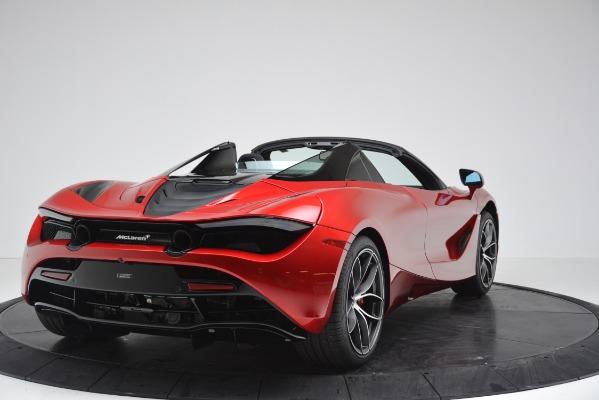 New 2020 McLaren 720S SPIDER Convertible for sale Call for price at Alfa Romeo of Westport in Westport CT 06880 22