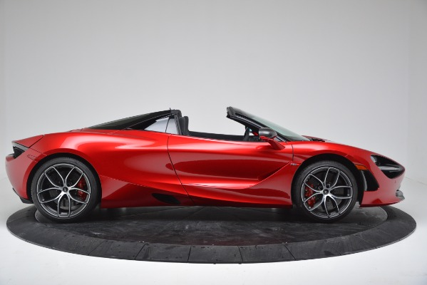 New 2020 McLaren 720S SPIDER Convertible for sale Call for price at Alfa Romeo of Westport in Westport CT 06880 24