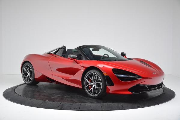 New 2020 McLaren 720S SPIDER Convertible for sale Call for price at Alfa Romeo of Westport in Westport CT 06880 25