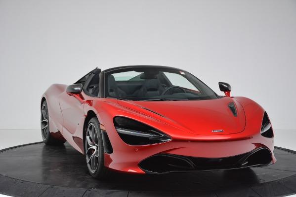 New 2020 McLaren 720S SPIDER Convertible for sale Call for price at Alfa Romeo of Westport in Westport CT 06880 26