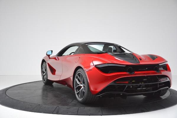 New 2020 McLaren 720S SPIDER Convertible for sale Call for price at Alfa Romeo of Westport in Westport CT 06880 7